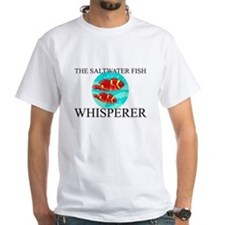 The Saltwater Fish Whisperer Shirt