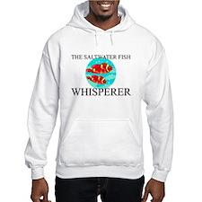 The Saltwater Fish Whisperer Hoodie