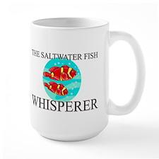 The Saltwater Fish Whisperer Mug