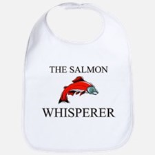The Salmon Whisperer Bib