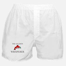 The Salmon Whisperer Boxer Shorts