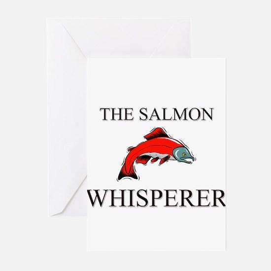 The Salmon Whisperer Greeting Cards (Pk of 10)