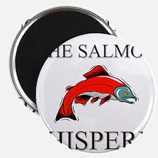 The Salmon Whisperer Magnet