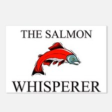 The Salmon Whisperer Postcards (Package of 8)