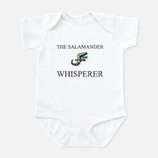 The Salamander Whisperer Infant Bodysuit