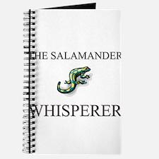 The Salamander Whisperer Journal