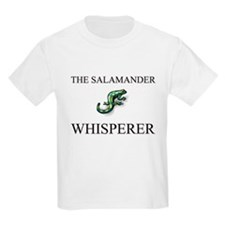 The Salamander Whisperer T-Shirt