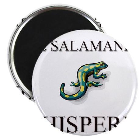 """The Salamander Whisperer 2.25"""" Magnet (10 pack)"""