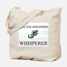 The Salamander Whisperer Tote Bag