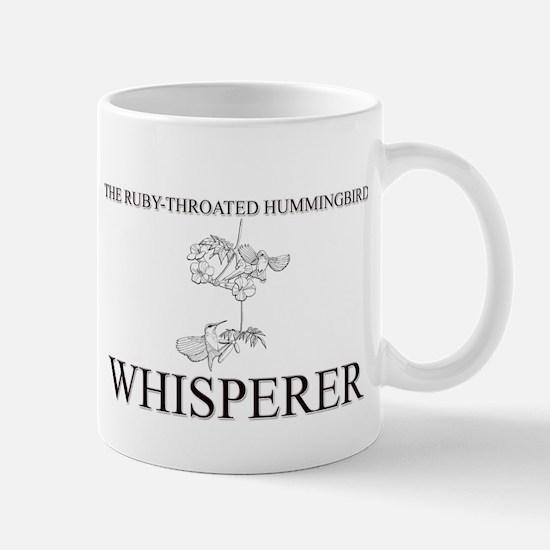 The Ruby-Throated Hummingbird Whisperer Mug