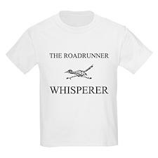 The Roadrunner Whisperer Kids Light T-Shirt
