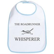 The Roadrunner Whisperer Bib