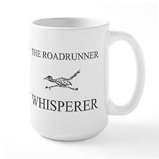 The Roadrunner Whisperer Large Mug