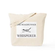 The Roadrunner Whisperer Tote Bag
