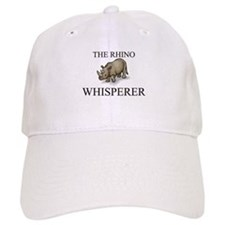 The Rhino Whisperer Baseball Cap