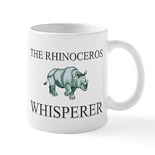 The Rhinoceros Whisperer Mug