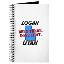 logan utah - been there, done that Journal