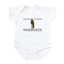 The Red-Tailed Hawk Whisperer Infant Bodysuit