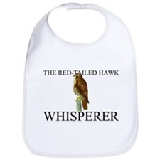The Red-Tailed Hawk Whisperer Bib