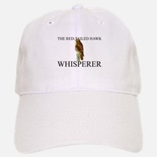 The Red-Tailed Hawk Whisperer Baseball Baseball Cap
