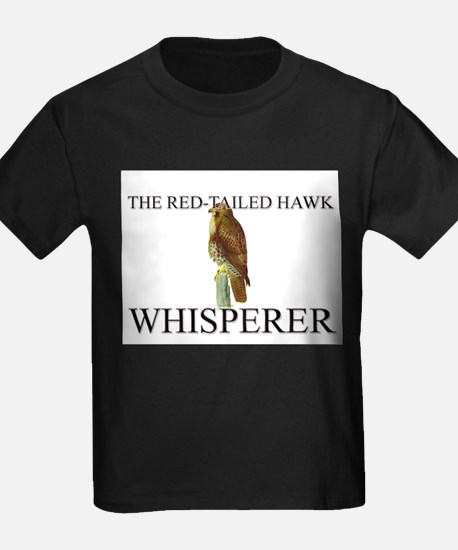 The Red-Tailed Hawk Whisperer T