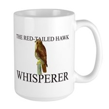 The Red-Tailed Hawk Whisperer Mug