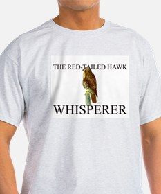 The Red-Tailed Hawk Whisperer T-Shirt