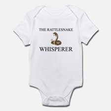 The Rattlesnake Whisperer Infant Bodysuit