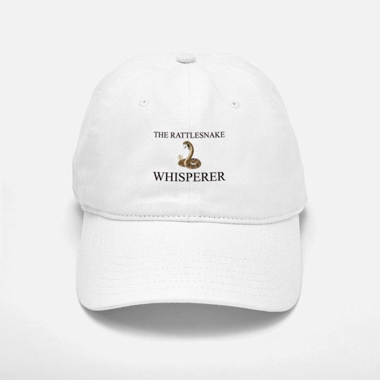 The Rattlesnake Whisperer Baseball Baseball Cap