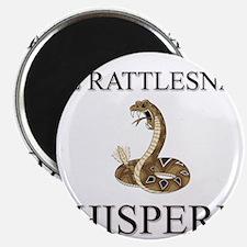 """The Rattlesnake Whisperer 2.25"""" Magnet (10 pack)"""
