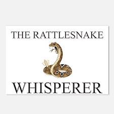 The Rattlesnake Whisperer Postcards (Package of 8)