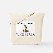 The Rattlesnake Whisperer Tote Bag