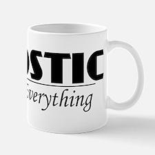Agnostic Question Everything Mug