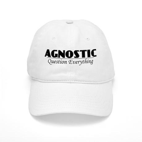 Agnostic Question Everything Cap