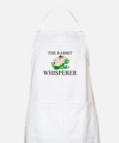 The Rabbit Whisperer BBQ Apron