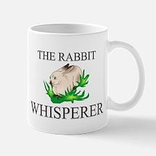 The Rabbit Whisperer Mug
