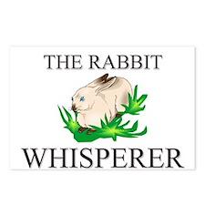 The Rabbit Whisperer Postcards (Package of 8)
