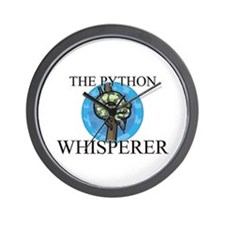 The Python Whisperer Wall Clock