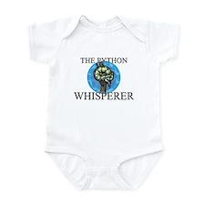 The Python Whisperer Infant Bodysuit
