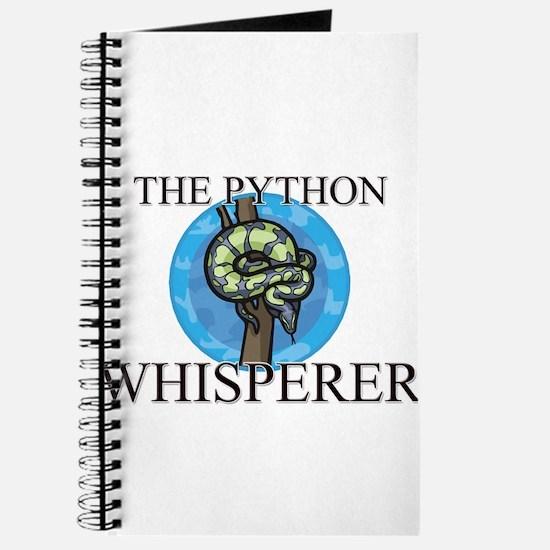 The Python Whisperer Journal