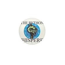 The Python Whisperer Mini Button