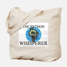 The Python Whisperer Tote Bag