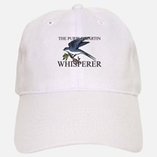 The Purple Martin Whisperer Baseball Baseball Cap