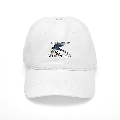 The Purple Martin Whisperer Cap