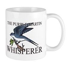 The Purple Martin Whisperer Mug