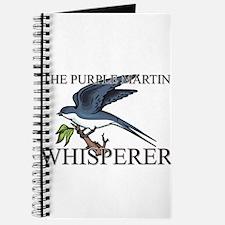The Purple Martin Whisperer Journal
