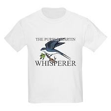 The Purple Martin Whisperer T-Shirt