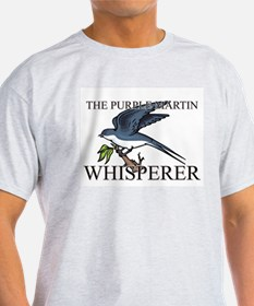 The Purple Martin Whisperer T-Shirt