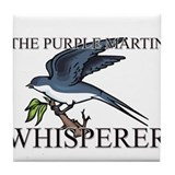 Purple martin Drink Coasters
