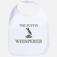 The Puffin Whisperer Bib